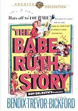 BABE RUTH STORY (1948 William Bendix) Region Free DVD - Sealed