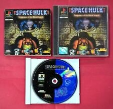Space Hulk: Vengeance of the Blood Angels - PSX - PS1 - USADO - EN BUEN ESTADO