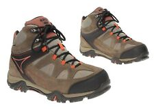 HI TEC Hiking Boots 7 M Mens Leather DRI-TEC Climbing Hiking Boots Trail Shoes