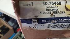 Square D Sd-75460 Nib 60A 3P 480V Saflex Busway Circuit Breaker See Pics #A83