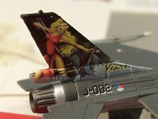 "Herpa Wings Lockheed Martin F-16AM Royal NL AF, 323rd ""Diana 65th"", 556064 1:200"