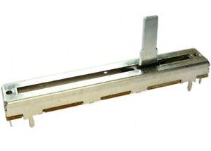 2 St. Schiebepotentiometer 45mm linear B10K