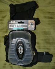 Knee Armor GELite Knee Pads - Zero Pressure Zone - Cool Flow Vent- Flat Terrain