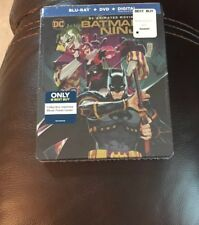 Batman Ninja (Blu-ray + DVD + Digital HD, 2018) Factory Sealed Steelbook NEW!!!