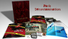 7 eme CERCLE Z-CORPS PACK DECONTAMINATION COLECTOR