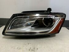 ORIGINAL AUDI Q5 SQ5 DRIVER LEFT SIDE XENON HEADLIGHT 2013 - 2017 BARE