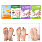 Men Women Exfoliating Peel Foot Mask Removes Hard Dead Skin Heels Callus