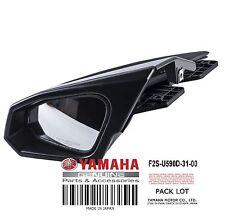 Yamaha OEM MIRROR ASSEMBLY 1 F2S-U590D-31-00