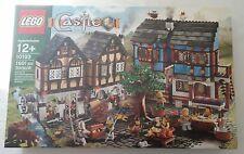 Lego ® Castle 10193 la edad media plaza del mercado nuevo & OVP medieval market Village New