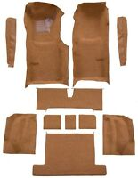 1977 Chevrolet Corvette Complete Cutpile Replacement Carpet Kit with Pad
