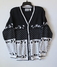 Women's Sweater by The Villager By Liz Claiborne  Cardigan Petite Small: