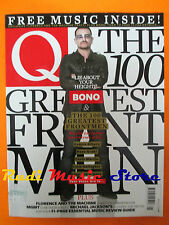 Q Magazine 286/2010 Bono Vox Florence And The machine Andrew Lloyd Webber No cd