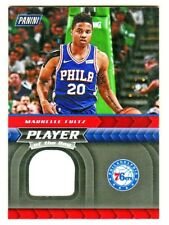 2017-18 Panini PLAYER OF THE DAY RELIC #MF MARKELLE FULTZ RC Rookie 76ers