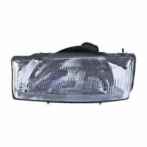 headlight Assembly Left Acura Legend 90 - 93 TYC 20-3214-00 33160-SK7-A02