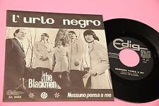 "THE BLACKMEN 7"" L'URLO NEGRO ORIG ITALY 1968 NM !!!!!!!!!   TOP COLLECTORS"