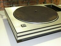 Strathclyde STD 305M Vintage Transcription Record Vinyl Deck Player Turntable