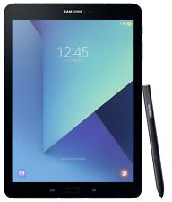 "Samsung Galaxy Tab S3 9.7"" Tablet, 32GB, Wifi,Android 7 with S-Pen SM-T820 Black"