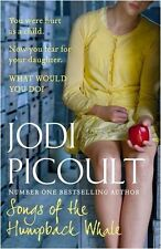 Jodi Picoult ___ Songs of the Humpback Whale ___Brandneue___Werbeantwort UK