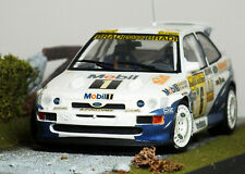 "1:24 Tamiya ""FORD ESCORT RS 4x4 COSWORTH"" Rally Scene Diorama MODIFIED RARE 18"