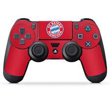 Sony Playstation 4 contrôleur ps4 Film Autocollant FC Bayern Munich Logo sur rouge