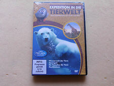 Doku Welt der Tiere  750 min Länge Tierfilm Natur Wildnis Wildtiere DVD Neu OVP