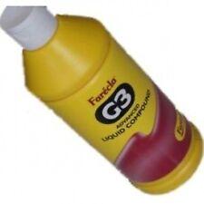 FARECLA CAR GARAGE/BODYSHOP G3 ADVANCED LIQUID COMPOUND - UK DELIVERY