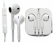 Original Apple iPhone 5 5S Auriculares Audífonos Manos libres Con Micro