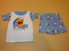 Avon Disney Winnie the Pooh Toddler Pajamas 3T New Shirt and Shorts
