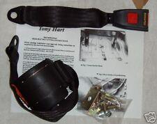 Triumph Stag NEW 3 point rear inertia reel seat belt kit