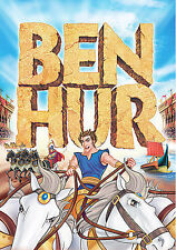 Ben Hur - An Epic Tale of Courage and Faith (DVD, 2005, Spanish Version)