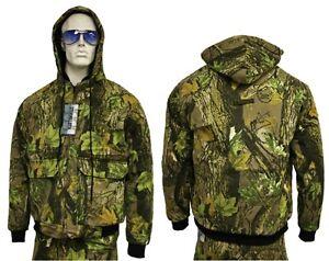 Stormkloth Gods country camo jacket with detatchable hood  Hunting Fishing