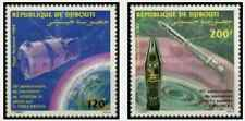Timbres Cosmos Djibouti PA193/4 ** lot 25821