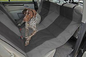 Petego Emanuele Bianchi Dog Car Auto Pet Rear Seat Hammock car SIZE Tan Espresso