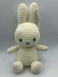 Official Miffy Collection Nijntje White Bunny Rabbit Plush Stuffed Toy Animal