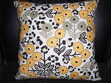 Vera Bradley Toss Pillow Handmade Go Wild Fabric Unscented Home Decor