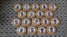 More details for la lakers basketball sqaud 2020 badges x18 55mm  in size