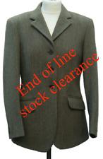 """*Ladies 32"""" Mears 'Bramham' Keepers Tweed Hacking Jacket *CLEARANCE SALE*"""