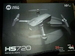 Holy Stone HS720 Foldable GPS Drone with 2K HD Camera Quadcopter Brushless Motor
