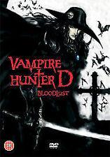 Vampire Hunter D - Bloodlust (DVD, 2004)