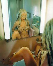 Christina Aguilera Beautiful Singer, Model & Actress 8x10 Glossy Color Photo