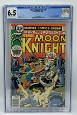 Marvel Spotlight #29 - 25 Cent - CGC 6.5 (CBCS, PGX) - Moon Knight Comic
