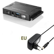 USB 3.0 To SATA IDE Converter Universal Hard Disk Converter for 2.5/ 3.5 Inch