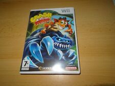 Crash of the Titans Nintendo Wii, new  not sealed pal version