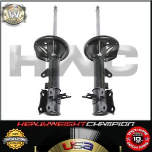 Set 2 Shock Strut Assembly For Hyundai Elantra 2001-2006 333501 333500 Rear