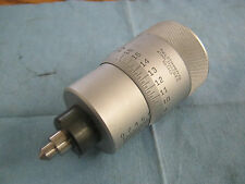 "Starrett Model: T465 Direct-Readin Large Micrometer Heat.  .0001"" Division   <"