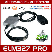 Valise Diagnostique Pro Multimarque En Français Obd Obd2 Diagnostic