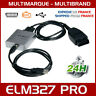 VALISE INTERFACE ELM327 PRO USB VOITURE SCANNER OBD OBD2 DIAGNOSTIC MULTI DIAG