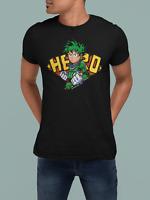 Boku No Hero Academia My Hero Academia Shirt Otaku Anime Clothing Midoriya Shirt