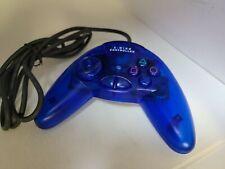 Transparent Bleu Pelican X-Wing Contrôleur Pour PS2 PLAYSTATION 2 X Aile PL-324