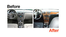 Dash Kit Trim for Honda Element SC 2007 Wood Carbon Chrome Dashboard HNDA-29A